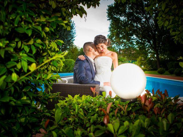 Il matrimonio di Luca e Elisa a Camposanto, Modena 58