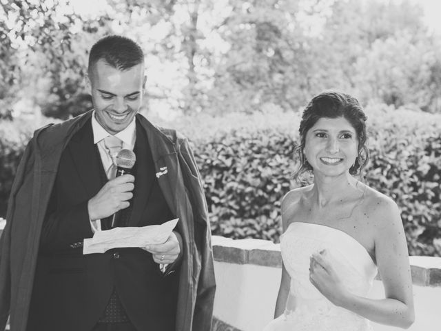 Il matrimonio di Luca e Elisa a Camposanto, Modena 62