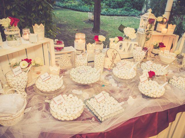 Il matrimonio di Luca e Elisa a Camposanto, Modena 65