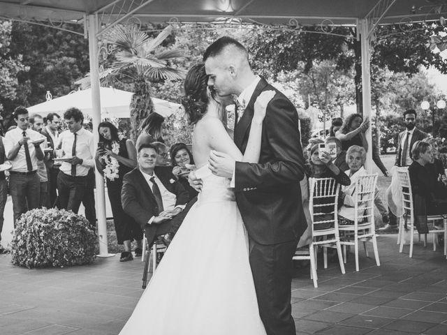 Il matrimonio di Luca e Elisa a Camposanto, Modena 69