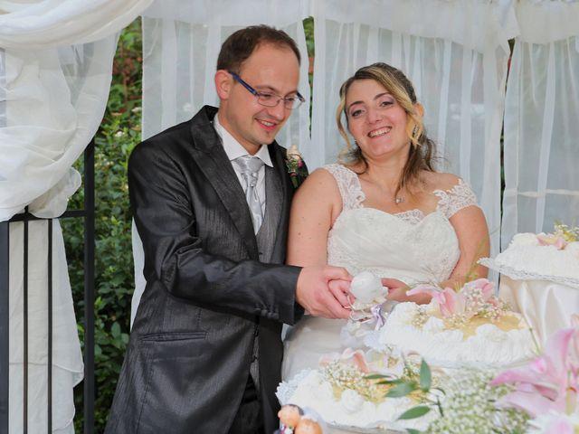 Le nozze di Carla e Daniele