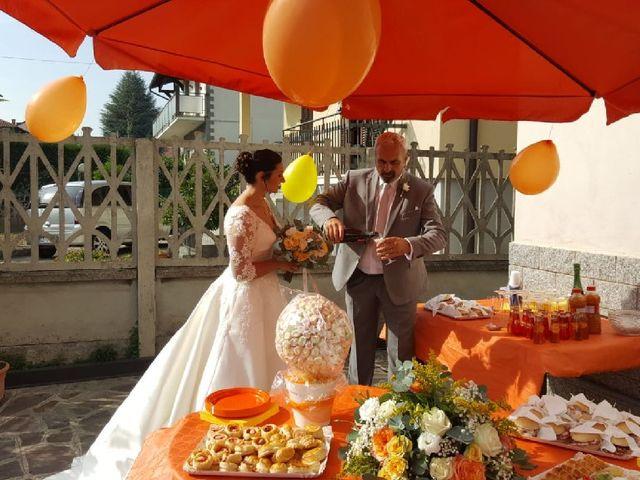 Il matrimonio di Salvatore e Roberta a Ceriano Laghetto, Monza e Brianza 1