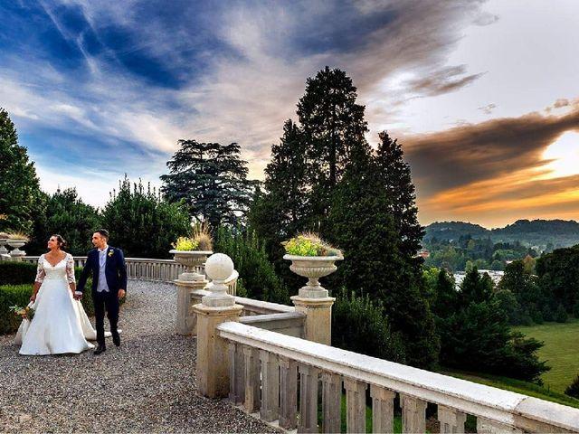 Il matrimonio di Salvatore e Roberta a Ceriano Laghetto, Monza e Brianza 7