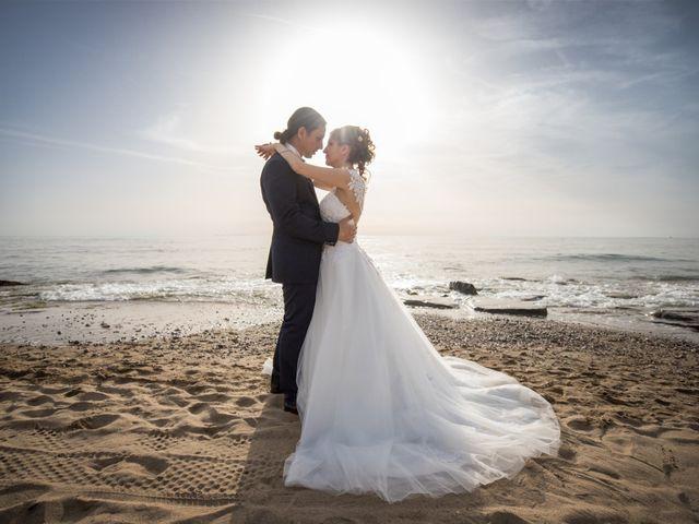 le nozze di Melissa e Alberto