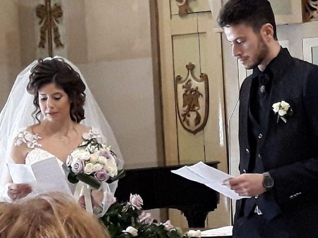 Il matrimonio di Simone e Alessia a Pistoia, Pistoia 1