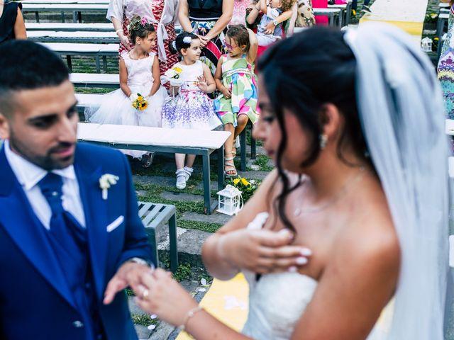 Il matrimonio di Dario e Giuliana a Acireale, Catania 10
