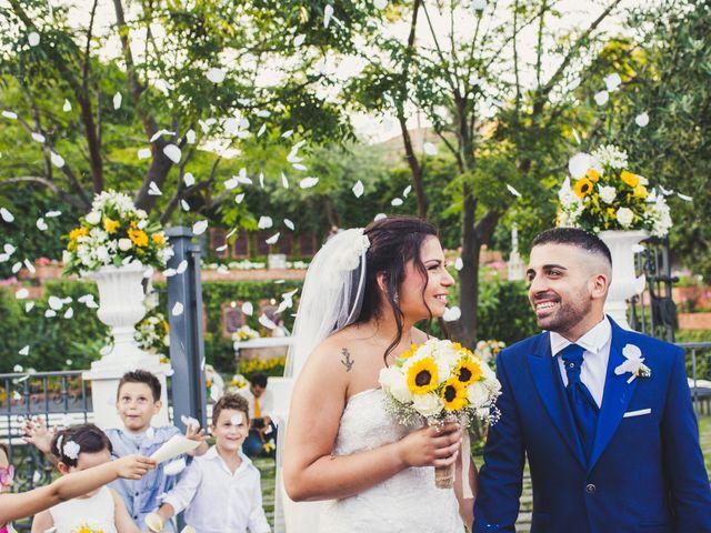 le nozze di Giuliana e Dario