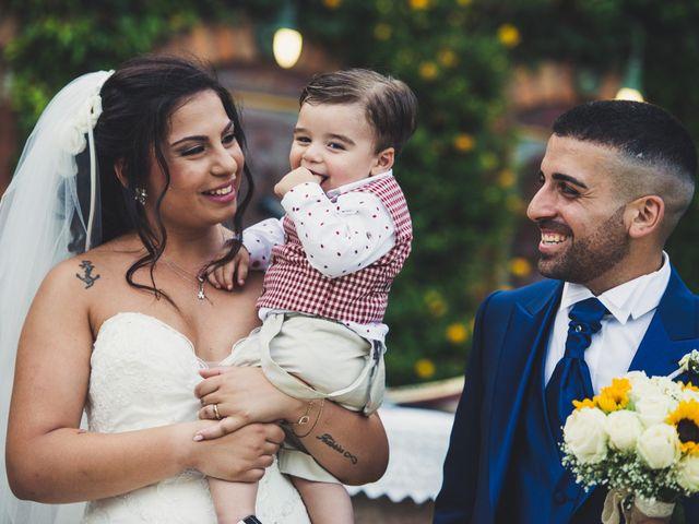 Il matrimonio di Dario e Giuliana a Acireale, Catania 31