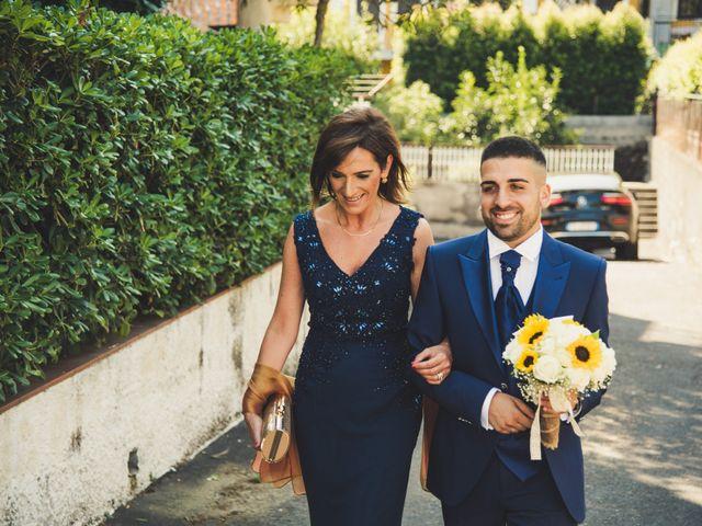 Il matrimonio di Dario e Giuliana a Acireale, Catania 36