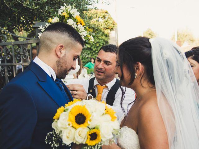 Il matrimonio di Dario e Giuliana a Acireale, Catania 41