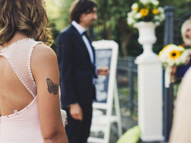 Il matrimonio di Dario e Giuliana a Acireale, Catania 51