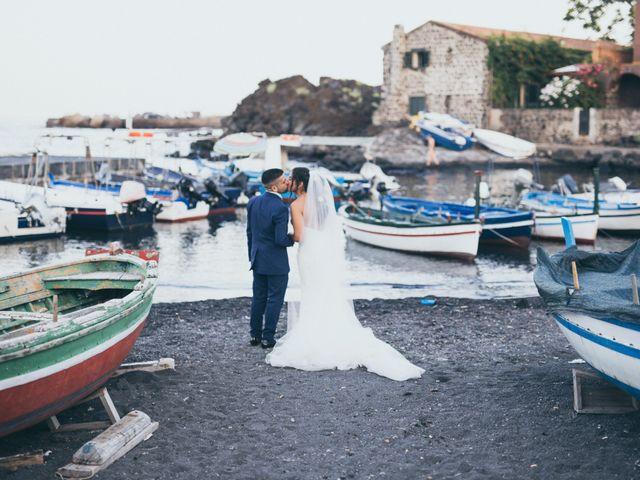 Il matrimonio di Dario e Giuliana a Acireale, Catania 62