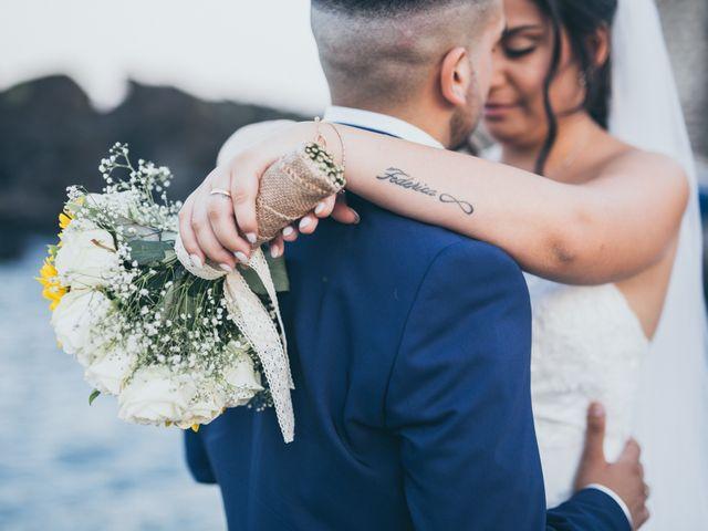 Il matrimonio di Dario e Giuliana a Acireale, Catania 64