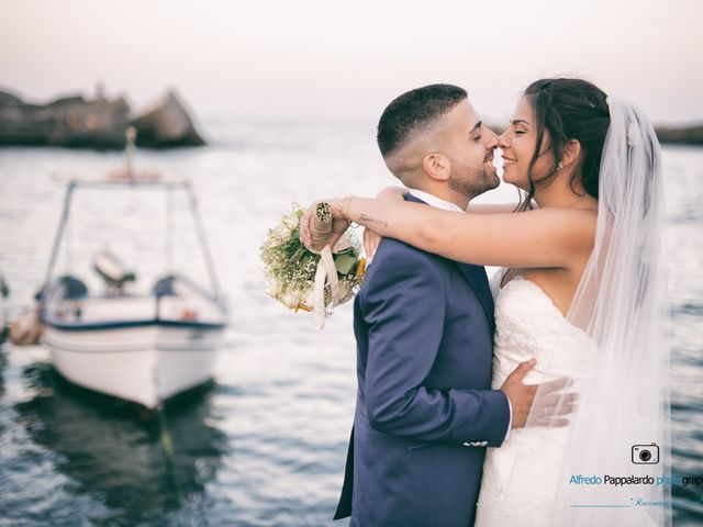 Il matrimonio di Dario e Giuliana a Acireale, Catania 65
