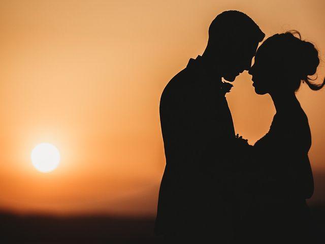Le nozze di Alessandra e Michael