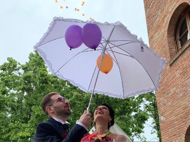 Il matrimonio di Manuel e Tanya a Agnadello, Cremona 1