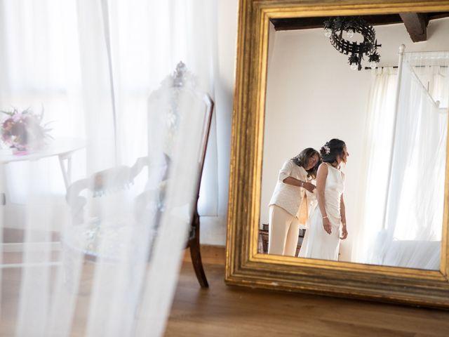 Il matrimonio di Fabio e Silvia a Calco, Lecco 16