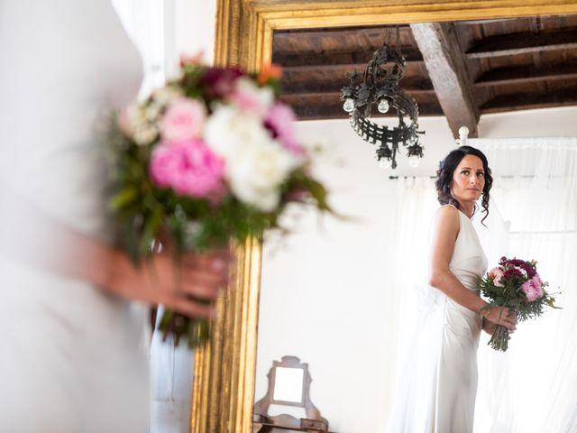 Il matrimonio di Fabio e Silvia a Calco, Lecco 24