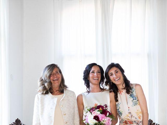 Il matrimonio di Fabio e Silvia a Calco, Lecco 25