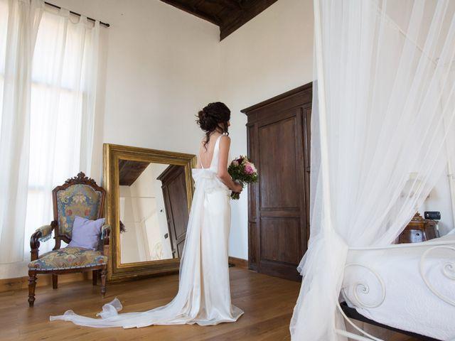 Il matrimonio di Fabio e Silvia a Calco, Lecco 26