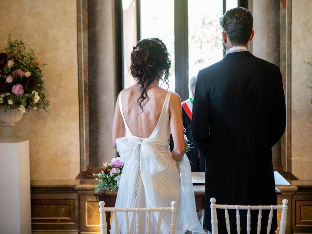 Il matrimonio di Fabio e Silvia a Calco, Lecco 39