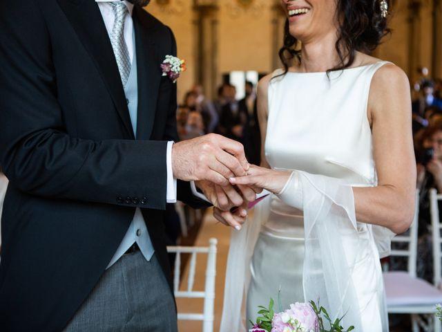 Il matrimonio di Fabio e Silvia a Calco, Lecco 44