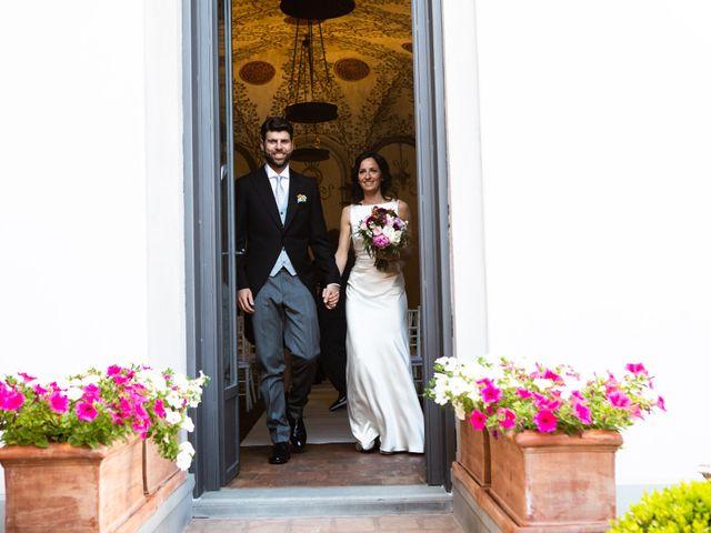 Il matrimonio di Fabio e Silvia a Calco, Lecco 48