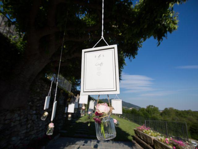 Il matrimonio di Fabio e Silvia a Calco, Lecco 51