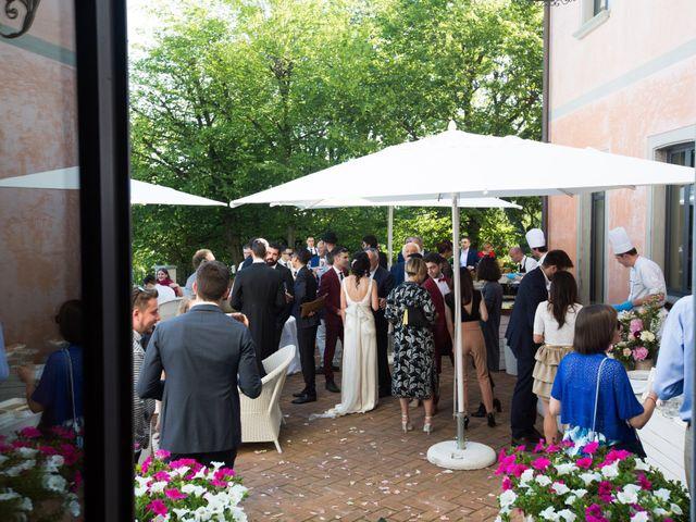 Il matrimonio di Fabio e Silvia a Calco, Lecco 52