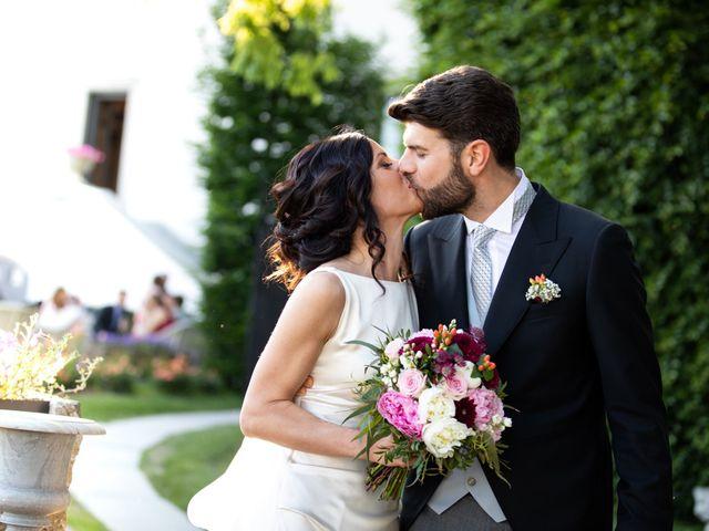 Il matrimonio di Fabio e Silvia a Calco, Lecco 54