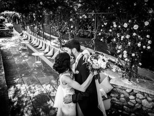 Il matrimonio di Fabio e Silvia a Calco, Lecco 59