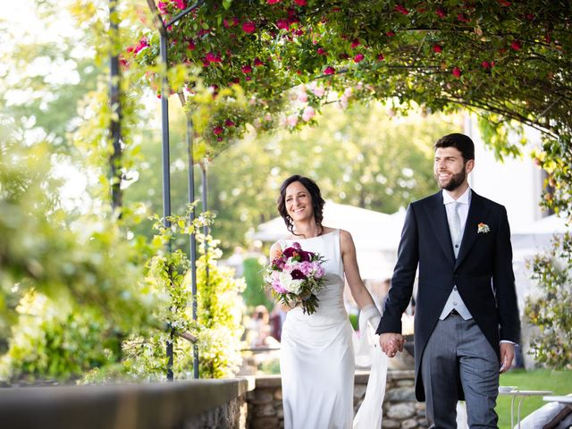 Il matrimonio di Fabio e Silvia a Calco, Lecco 60
