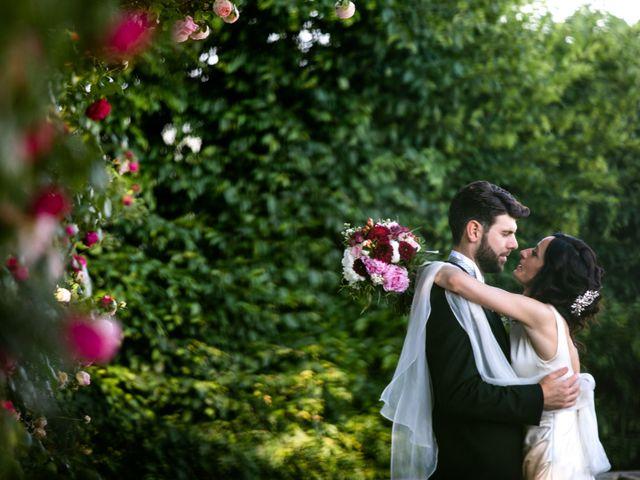 Il matrimonio di Fabio e Silvia a Calco, Lecco 61