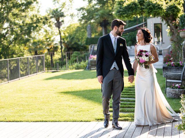 Il matrimonio di Fabio e Silvia a Calco, Lecco 62