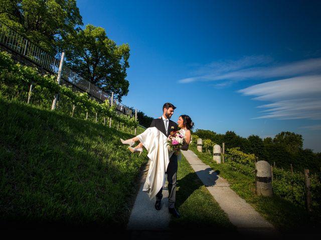 Il matrimonio di Fabio e Silvia a Calco, Lecco 65