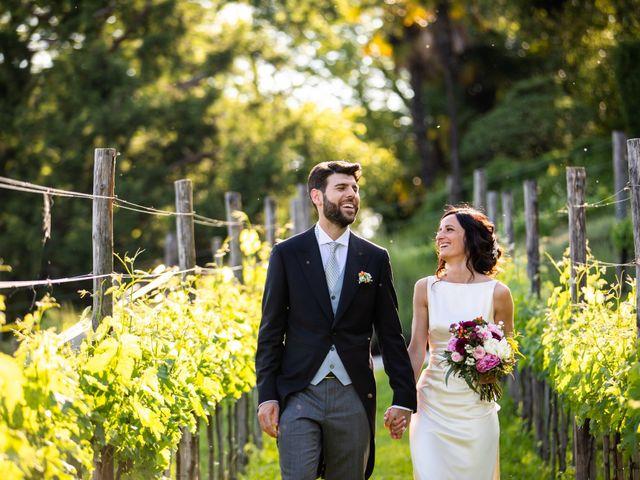 Il matrimonio di Fabio e Silvia a Calco, Lecco 66
