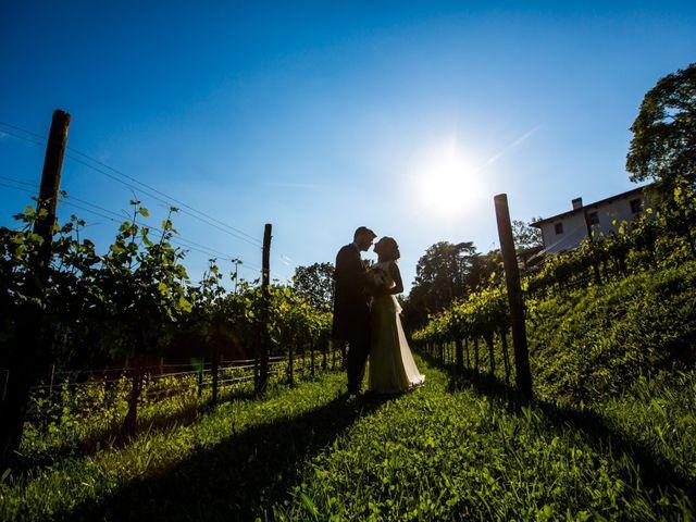 Il matrimonio di Fabio e Silvia a Calco, Lecco 69