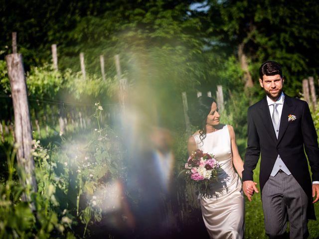 Il matrimonio di Fabio e Silvia a Calco, Lecco 70