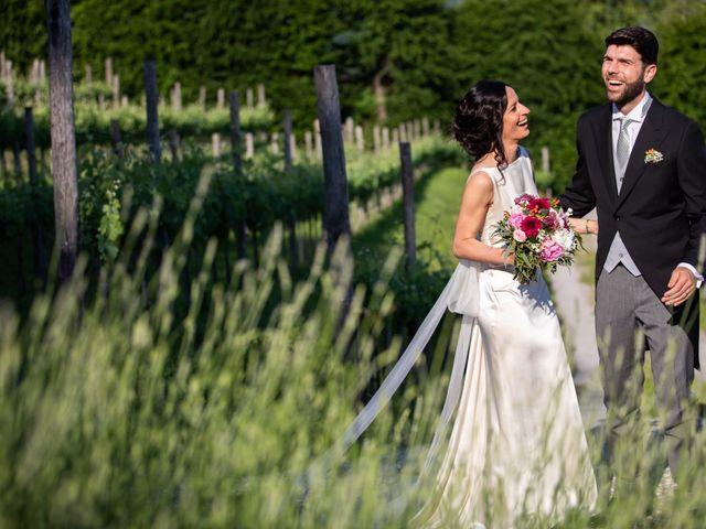 Il matrimonio di Fabio e Silvia a Calco, Lecco 73