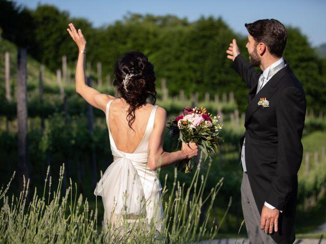 Il matrimonio di Fabio e Silvia a Calco, Lecco 74