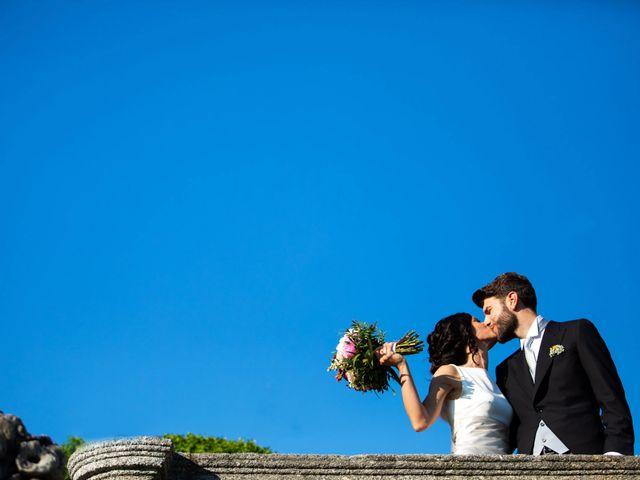Il matrimonio di Fabio e Silvia a Calco, Lecco 75