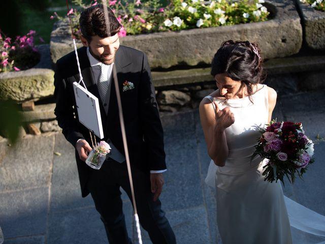 Il matrimonio di Fabio e Silvia a Calco, Lecco 76