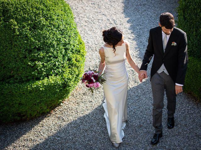 Il matrimonio di Fabio e Silvia a Calco, Lecco 77