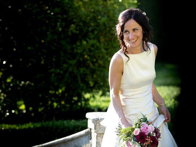 Il matrimonio di Fabio e Silvia a Calco, Lecco 78