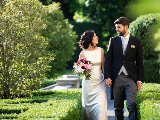 Il matrimonio di Fabio e Silvia a Calco, Lecco 79