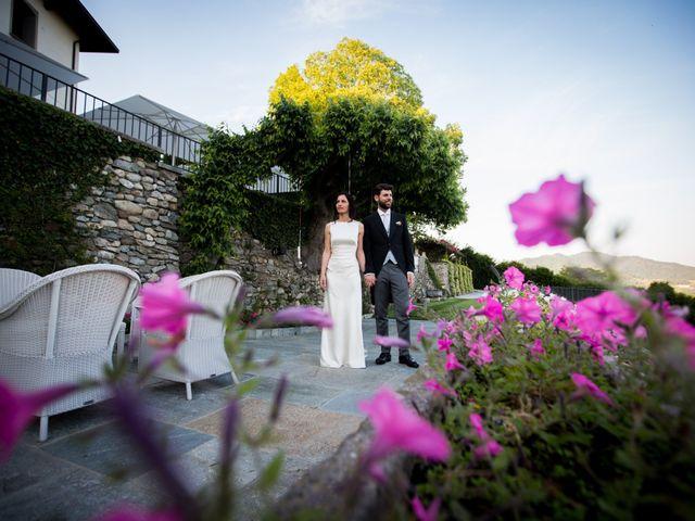 Il matrimonio di Fabio e Silvia a Calco, Lecco 81
