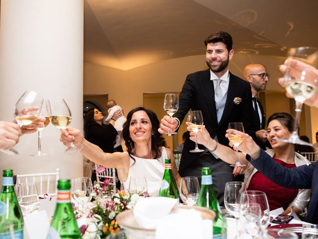 Il matrimonio di Fabio e Silvia a Calco, Lecco 85