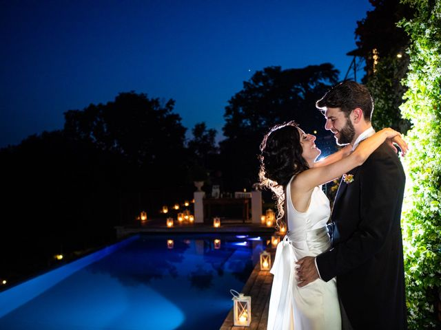 Il matrimonio di Fabio e Silvia a Calco, Lecco 86