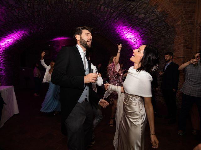 Il matrimonio di Fabio e Silvia a Calco, Lecco 91