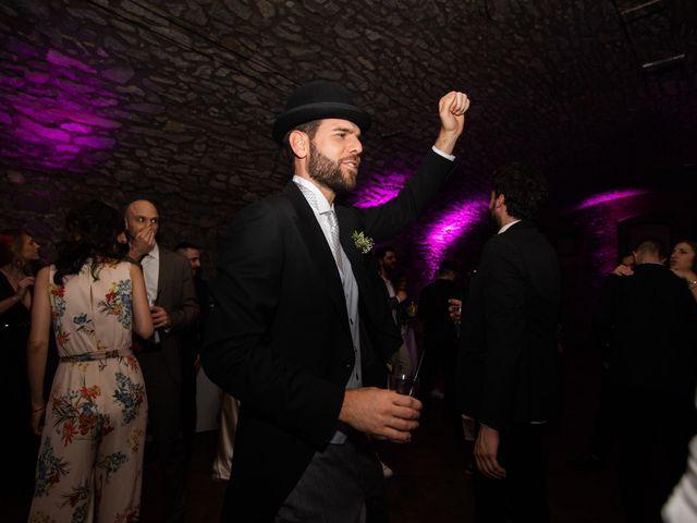 Il matrimonio di Fabio e Silvia a Calco, Lecco 92
